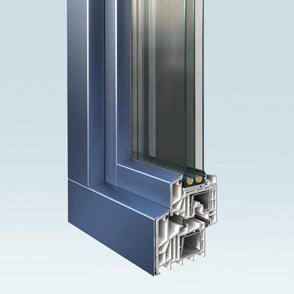 newdoor-Kömmerling-88-Plus-Aluclip